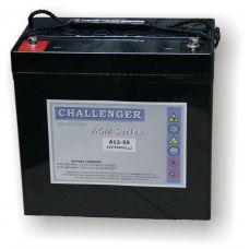 Аккумулятор AGM Challenger А12-55