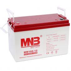 Аккумулятор AGM MNB MM 100-12