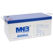 Гелевый аккумулятор MNB MNG 250-12