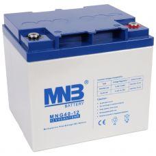 Гелевый аккумулятор MNB MNG 40-12
