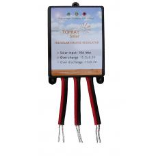 Контроллер заряда солнечных батарей TOPRAY Solar 10A