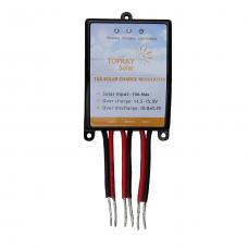 Контроллер заряда солнечных батарей TOPRAY Solar 15A