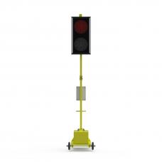 Мобильный светофор СОЛО Т.8.1