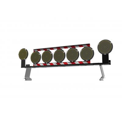 Светодиодный барьер (балка) 200 мм