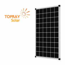 Солнечная батарея TopRay Solar 280 Вт Моно (5BB)