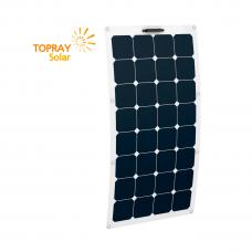 Гибкая солнечная батарея 100 Вт