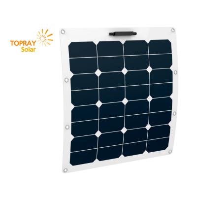 Гибкая солнечная батарея 50 Вт