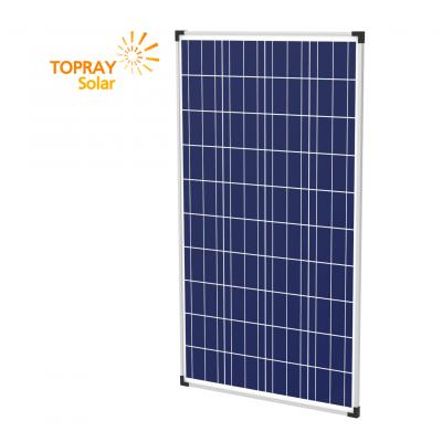 Солнечная батарея TopRay Solar поликристаллическая 100 Вт