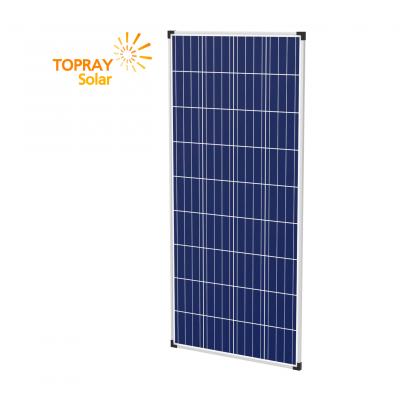 Солнечная батарея TopRay Solar 150 Вт Поли