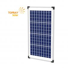 Солнечная батарея TopRay Solar 30 Вт Поли