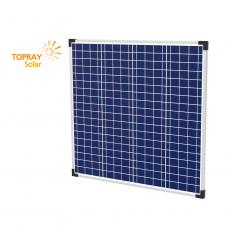 Солнечная батарея TopRay Solar 65 Вт Поли