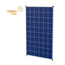 Солнечная батарея TopRay Solar 270 Вт Поли (5 BB)
