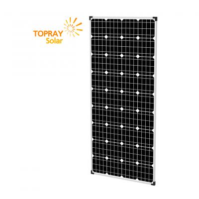 Солнечная батарея TopRay Solar  монокристаллическая 150 Вт