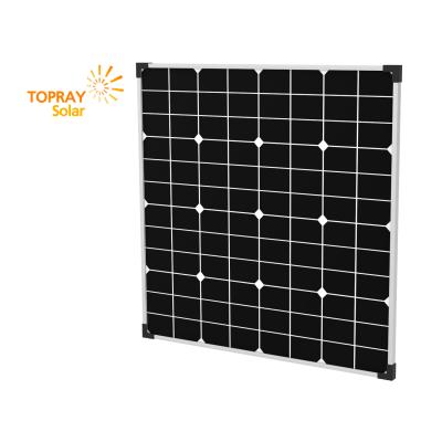 Солнечная батарея монокристаллическая 60 Вт