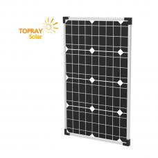 Солнечная батарея TopRay Solar  40 Вт Моно