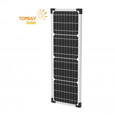 Солнечная батарея 20 Вт Моно