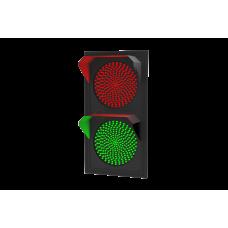 Светодиодный светофор Т.8.2