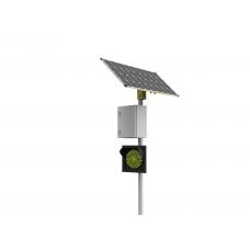 Автономный светофор Т.7.1 200 мм SN 160/65