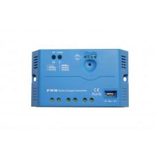 Контроллер заряда солнечных батарей TPS 10A